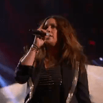 "Alanis Morissette and Demi Lovato Perform ""You Oughta Know"" on 2015 AMA American Music Awards"