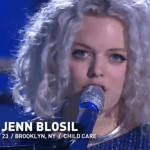 "Jenn Blosil Sings ""Sorry"" by Justin Bieber on American Idol 2016 Season 15 Top 24 Part 2 (VIDEO)"