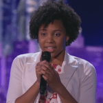 "Jayna Brown Sings ""Make it Rain"" by Ed Sheeran on America's Got Talent 2016 Live Show Part 1 (July 26 Episode)"