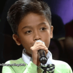 "Alvin Dahan Sings ""Through the Fire"" on The Voice Kids Philippines 2016 (August 13 Episode)"
