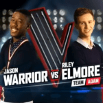 Riley Elmore vs Jason Warrior on The Voice 2016 Season 11 Knockout Round 1 (VIDEO)