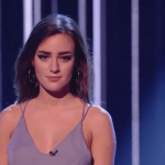 "Clara Hurtado Sings ""Latch"" on The Voice UK 2017 (January 28 Episode)"