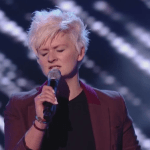 "Georgie Braggins Sings ""Ev'ry Time We Say Goodbye"" on The Voice UK 2017 (January 14 Episode)"