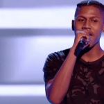 "Septimus Kamara Sings ""Love Yourself"" on The Voice UK 2017 (February 11 Episode)"