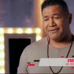 "Esera Tuaolo Sings ""Rise Up"" on The Voice 2017 Season 13 (September 25 Episode)"