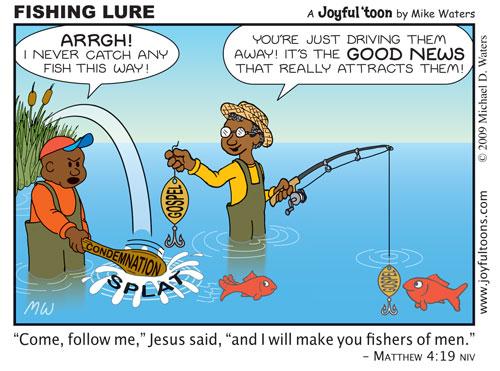 Sharing The Good News