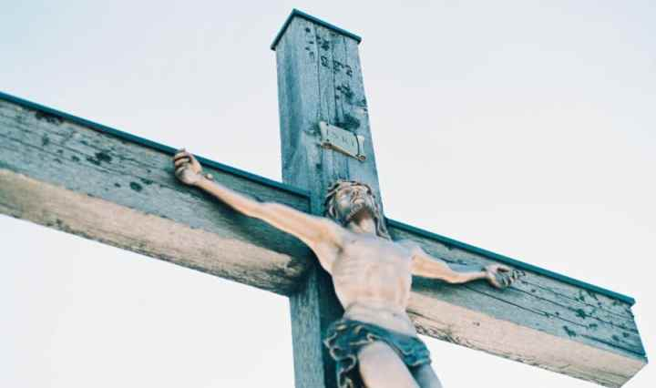 Can You be Jesus in the Face of Suffering