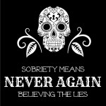 "36 Days Sober – My ""never again"" list… since I've quit drinking"