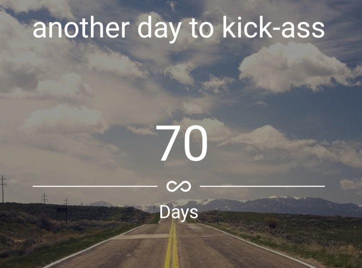 70 days sober - 10 weeks sober - recovery from alcohol addiction is a slow process