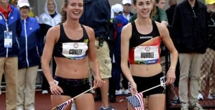 Kim Conley post Olympic Trials