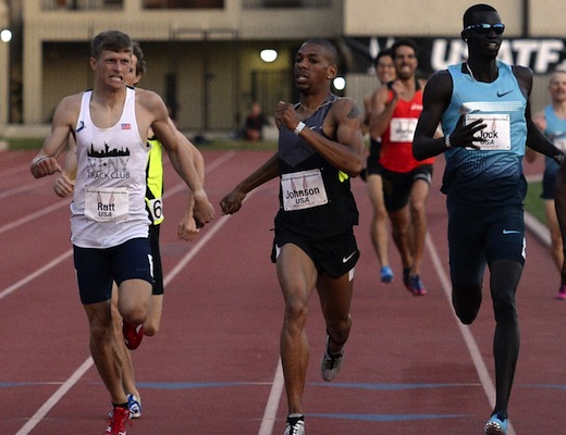 National Championships preview – Middle Distances