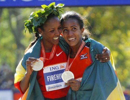 Ethiopians Dado, Deba eye repeat of 2011