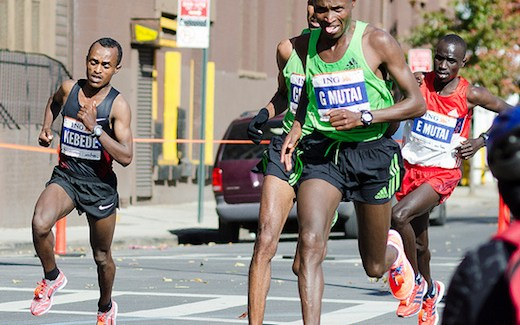 The Weekend's Best Matchups: NYC Marathon and College Cross Country