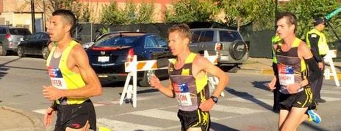 24 Hours  'Til 26 Miles: Craig Leon and the Chicago Marathon