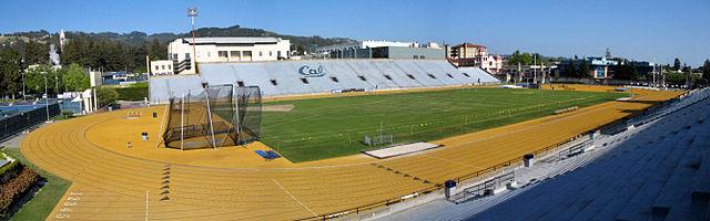 America's Track & Field Stadiums: Northern California