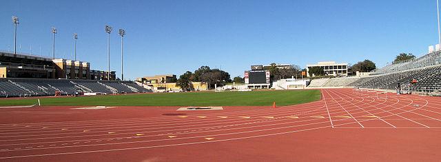 America's Track & Field Stadiums: Texas