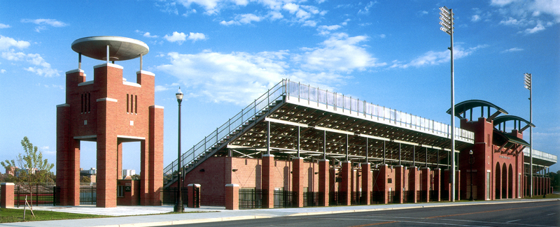America's Track & Field Stadiums: Ohio