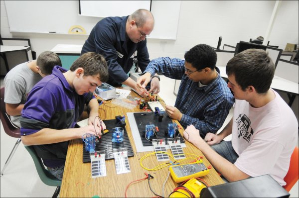 Robotic Engineering Classes
