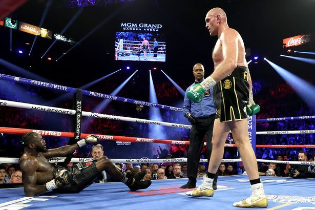 Fury and Wilder first met one another in December 2018. The fight ended in a draw and was best remembered for Fury's miraculously recovery micro-seconds away from a 10 count.  Wilder contested that the count was slow, but when the two met for the second time in February 2020, Fury made short work of the American winning by a technical knock-out in Round 7.