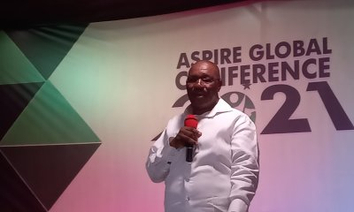 Aspire Global Conference 2021 | Daily Report Nigeria