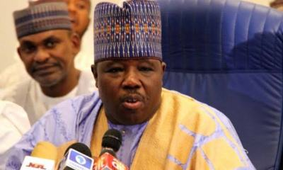 2023: Next President Can Come From Any Part of Nigeria - Ali Modu Sheriff | Daily Report Nigeria