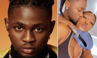 Singer Omah Lay Unfollows Cheating Girlfriend on Instagram | Daily Report Nigeria