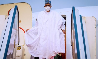 Buhari Arrives Imo to Commission Projects | Daily Report Nigeria