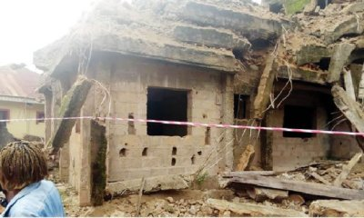 Building Collapses in Rivers | Daily Report Nigeria