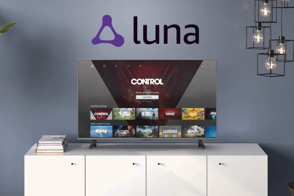 Amazon launches a new Cloud Gaming Platform 'Luna'
