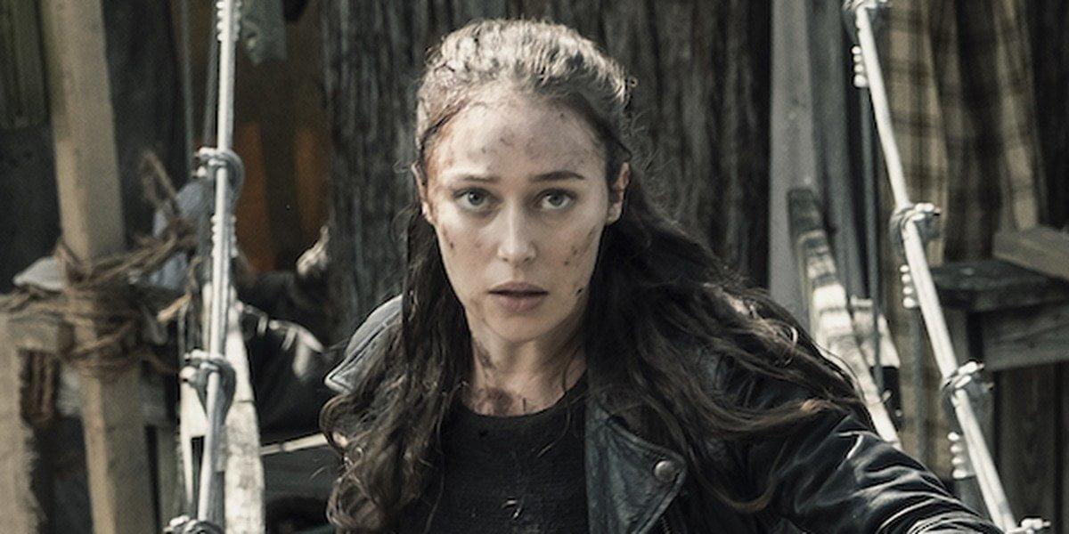 Fear The Walking Dead- Rave Approach season 6-
