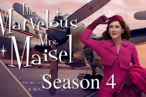 the Marvelous Mrs Maisel Season 4