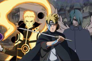 Boruto: Naruto Next Generation Episode 168