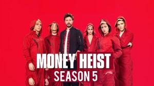 Money Heist Season 5 New cast detail & what we know so far