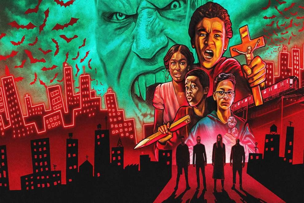 Vampire Vs The Bronx Movie