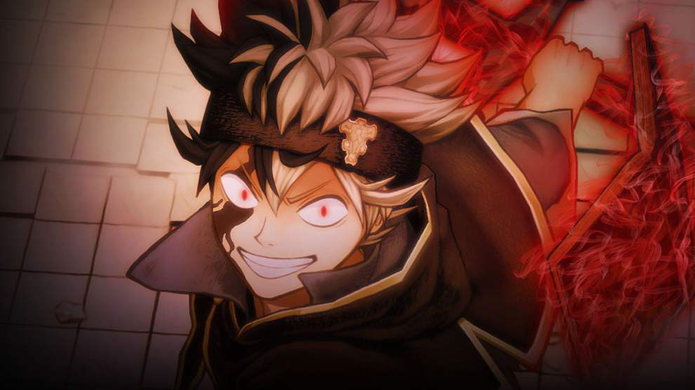 Black Clover Chapter