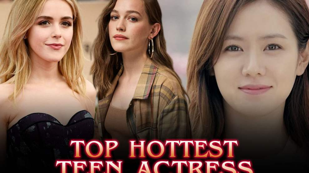 Top 10 Hottest Teen Actress Launched by Netflix