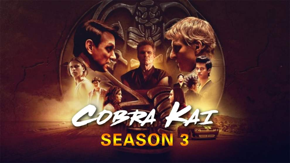 Cobra Kai Season 3
