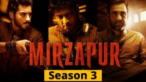 Mirzapur Season 3 Details