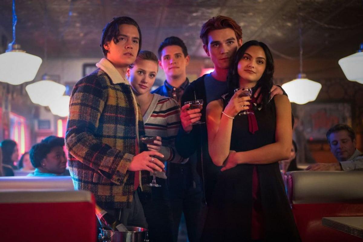 Riverdale Season 5 Revels the secret picture - Daily Research Plot