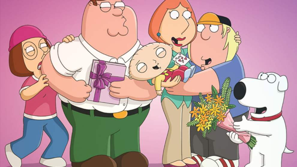 Family Guy Season 19