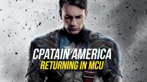 Captain America Returning in MCU