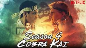 Cobra Kai Season 4 Every Details