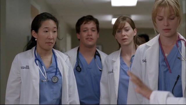 Grey's Anatomy Season 18 Inters
