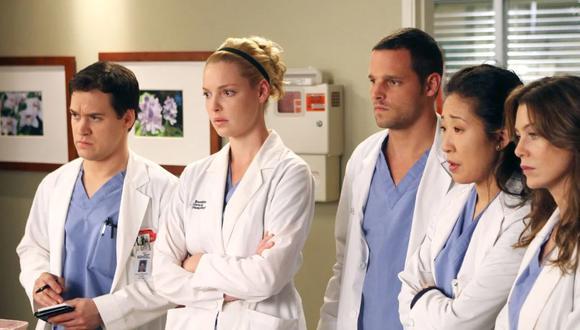 Grey's Anatomy Season 18 New Interns