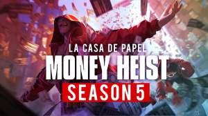 Money Heist Season 5 details
