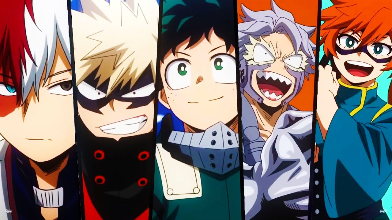 My Hero Academia Season 5 Cast