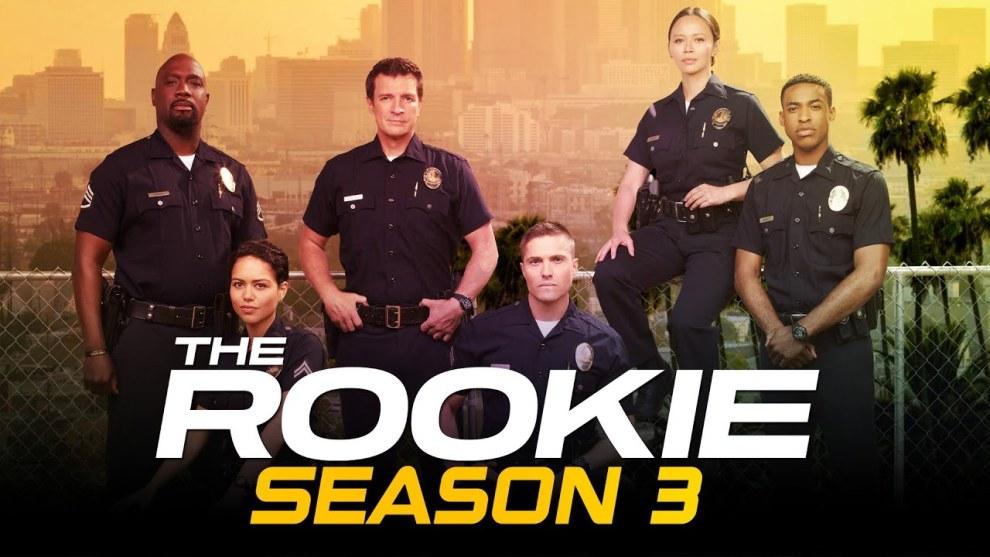 The Rookie Season 3The Rookie Season 3