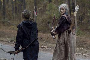 The Walking Dead Season 10 Terminator Star Sneak Peek for 2 new characters from the bonus episodes -1