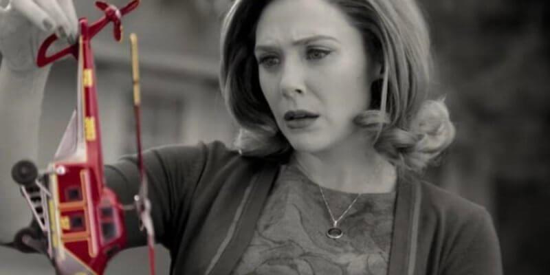 WandaVision star Elizabeth Olsen responds to House of M fan theories