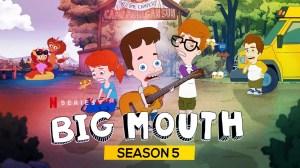Big Mouth Season 5 Release date